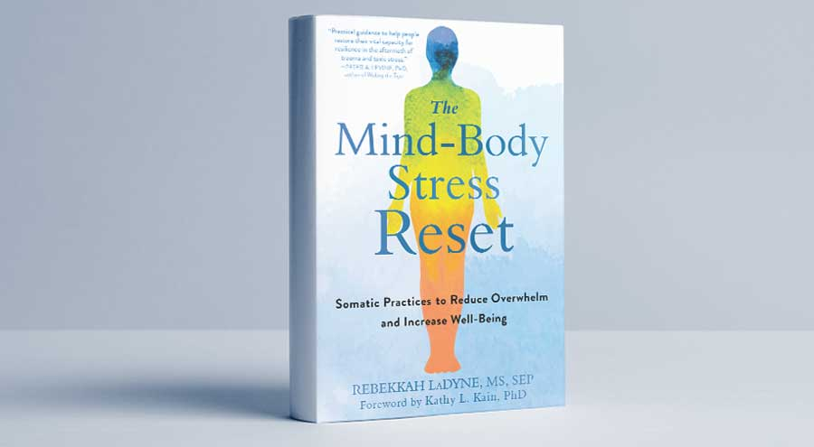 The Mind Body Stress Reset book