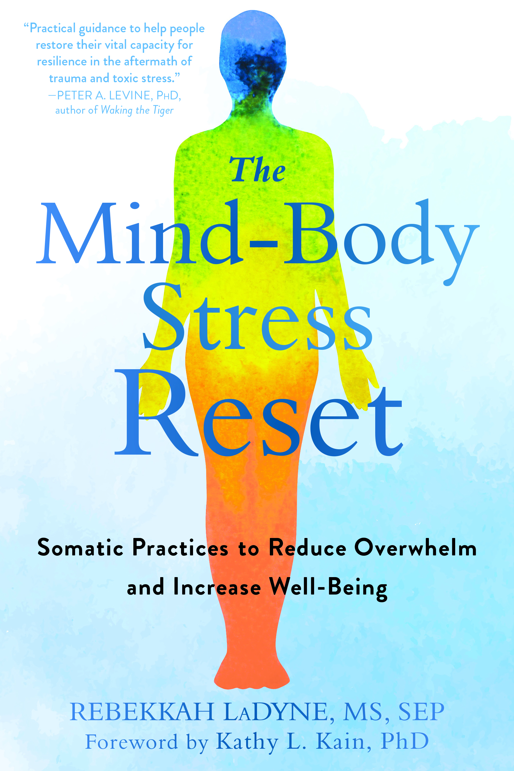 The Mind Body Stress Reset book cover